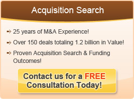Acquisition Search