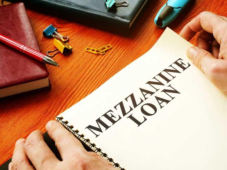mezzane debt and senior debt difference